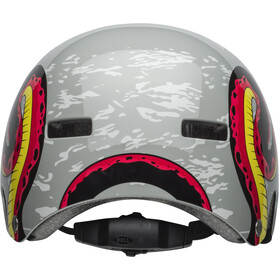 Bell Span Casco Bambino, viper dark gray/red